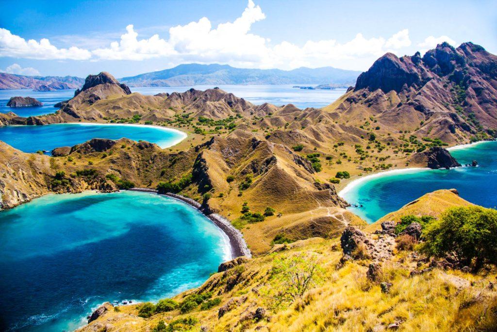 Croisière de luxe vers l'île de Komodo