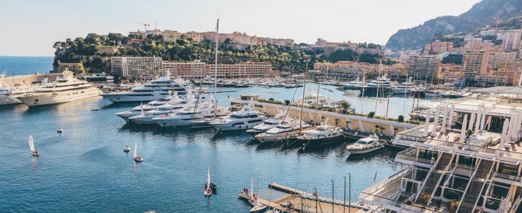 Croisière de luxe à Monaco Monte-Carlo