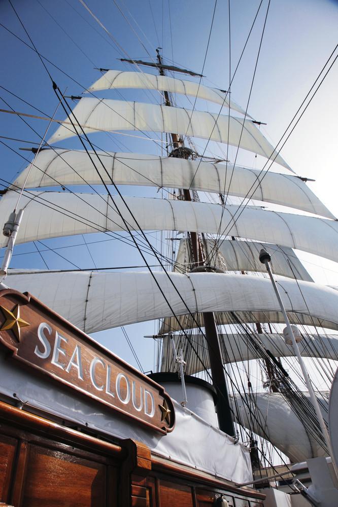 Croisière voilier Sea Cloud Cruises
