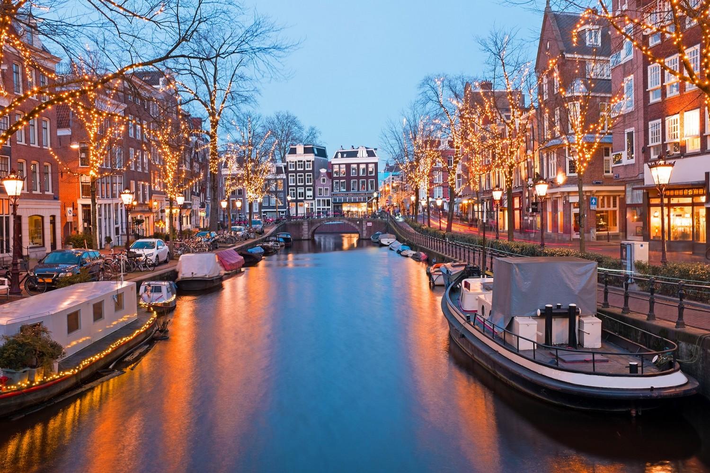 Croisières de luxe à Amsterdam
