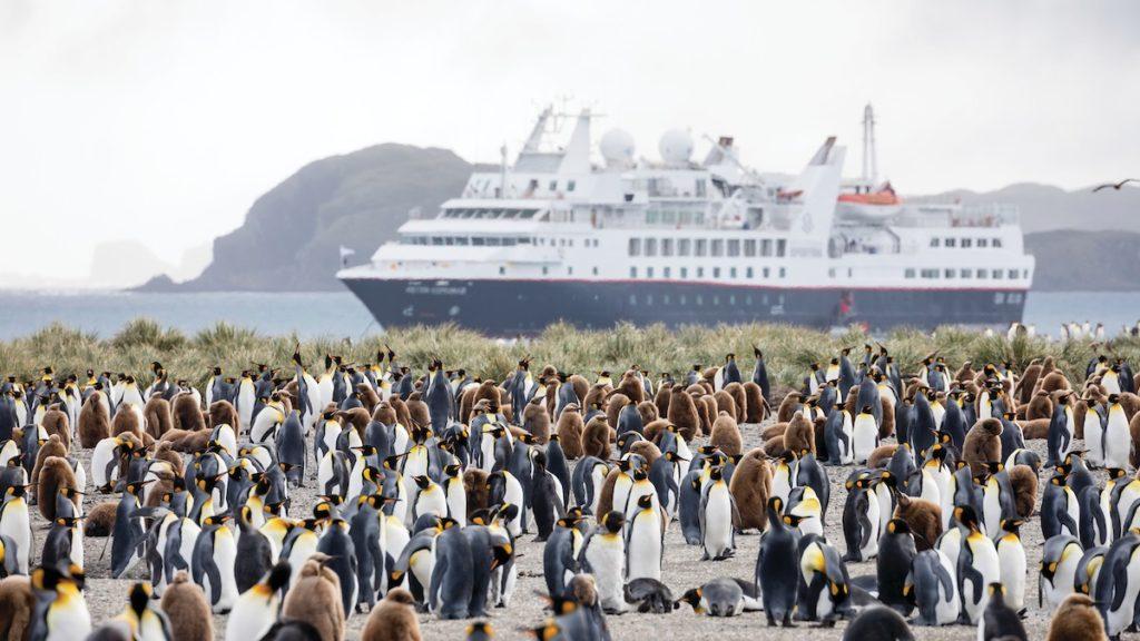Croisières expéditionnaires Silversea Cruises