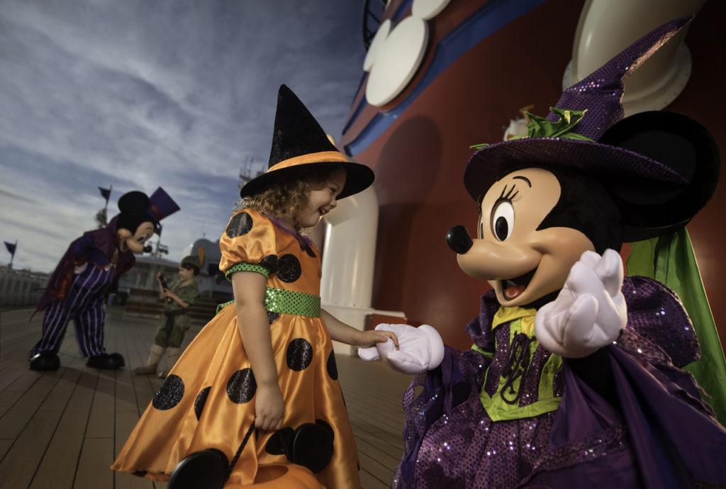 Croisière en famille à bord de Disney Cruise Line
