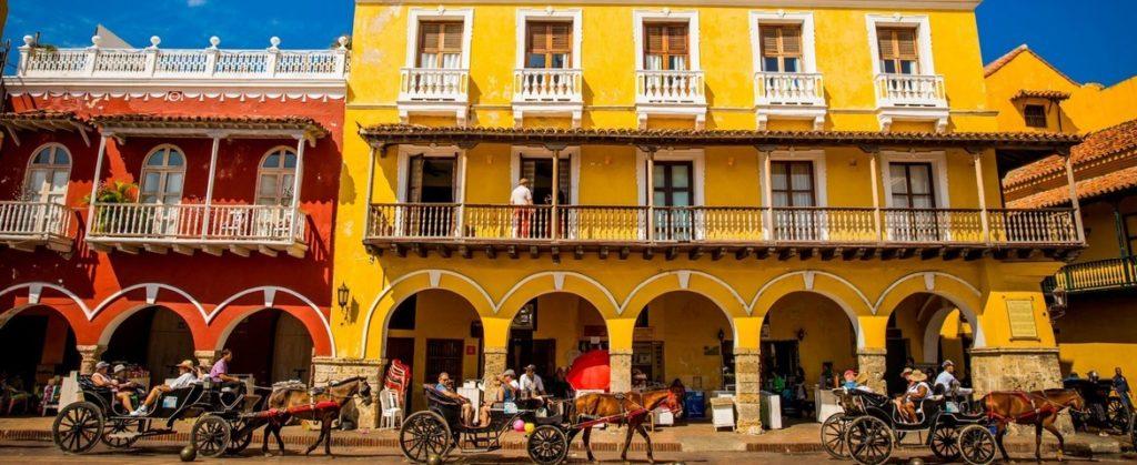 Croisière Carthagène des Indes, Colombie