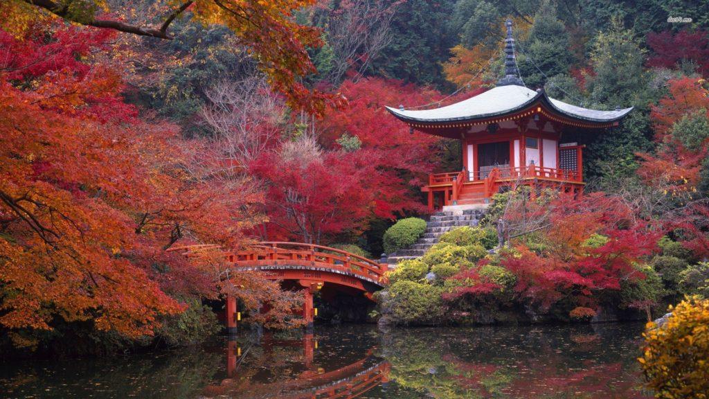 Croisière de luxe vers Kyoto, Japon