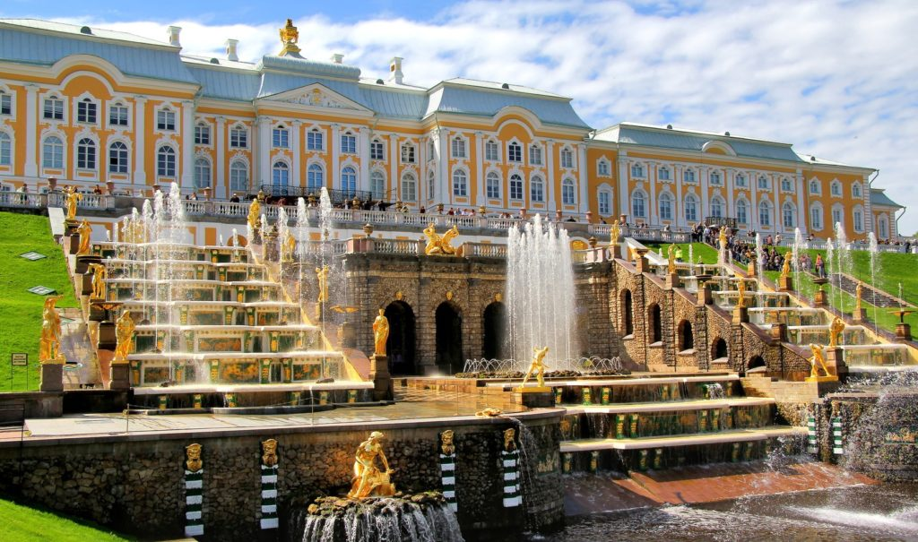Escale à Saint-Pétersbourg, Russie - Croisière de luxe