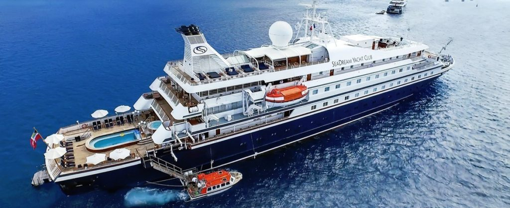 Croisières en yachting SeaDream Yacht Club