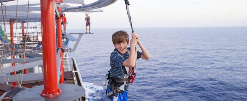 Croisières en famille Norwegian Cruise Line NCL