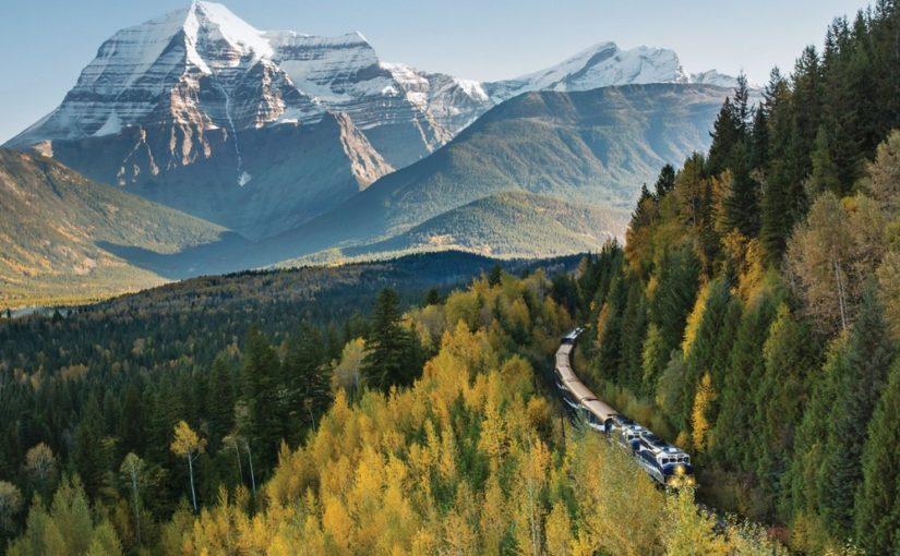 L'Alaska et le programme Rocky Mountaineer en Croisière de Luxe Regent Seven Seas Cruises