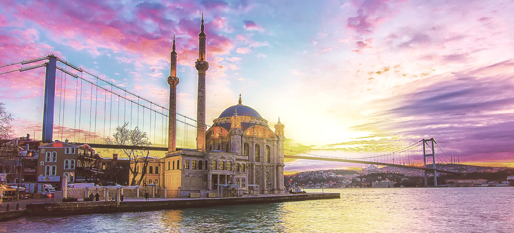 Croisière Méditerranée Istanbul