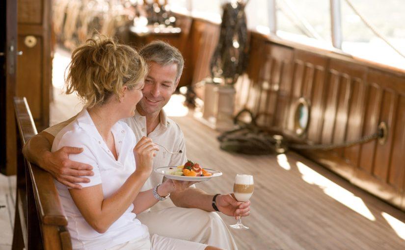 Croisière de luxe en Voilier Sea Cloud Cruises