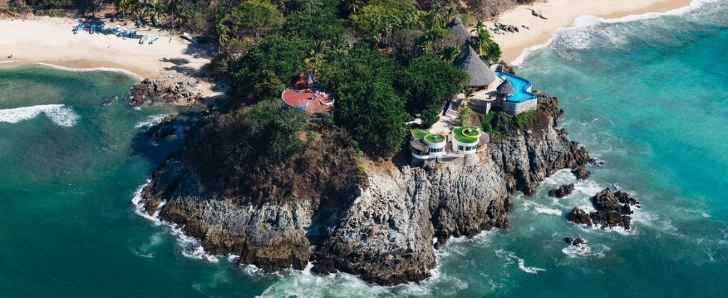 Riviera Mexicaine en paquebot