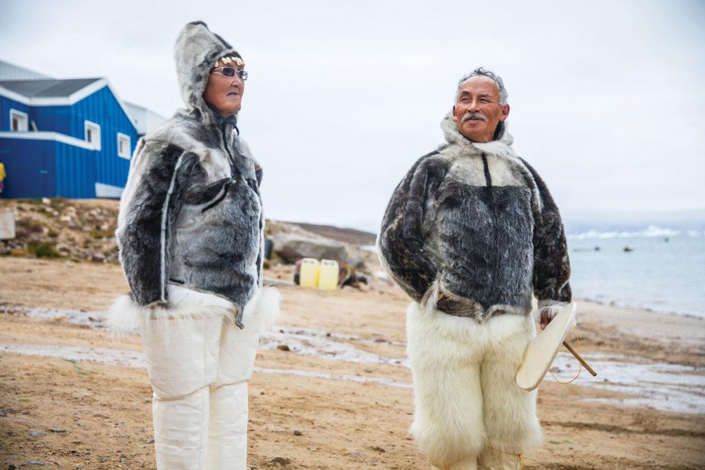 Croisière Silversea Arctique chez les Inuits