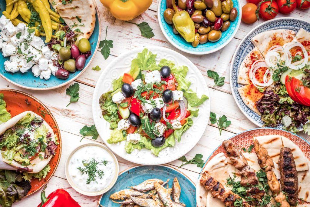 Croisière gastronomie en Grèce