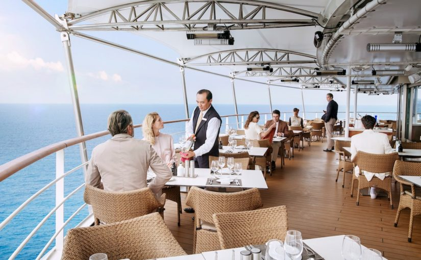 Croisière de luxe Silversea Cruises