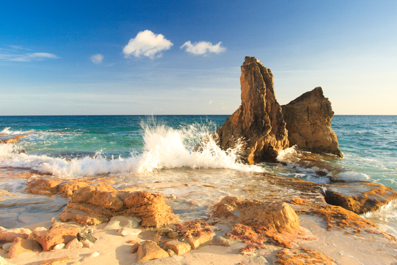 Croisière au soleil : les plages de Saint Martin