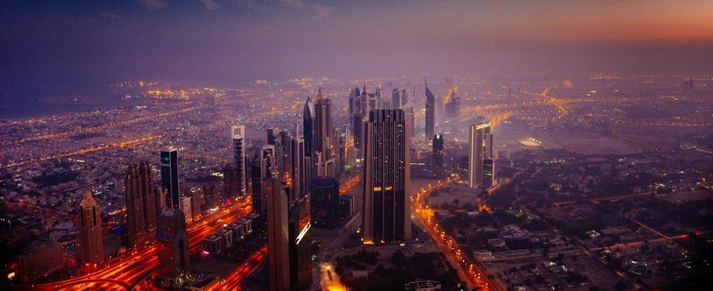 Croisière de Luxe, Dubaï