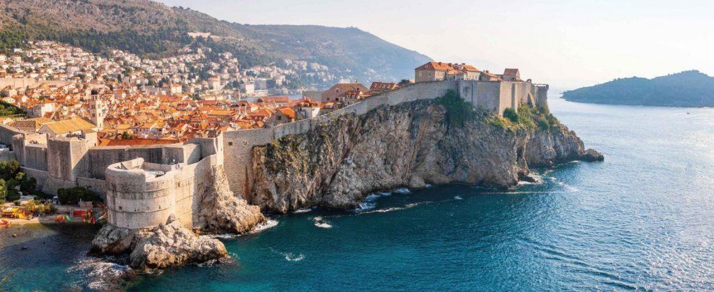 Croisière de luxe à Dubrovnik