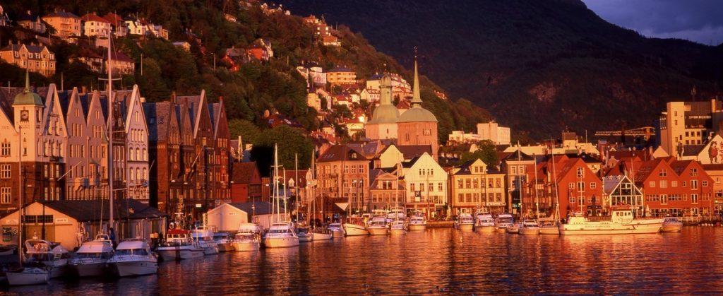 Croisières à Bergen, Norvège