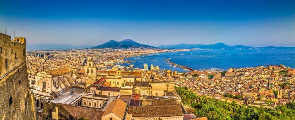 Croisière à Naples, Méditerranée