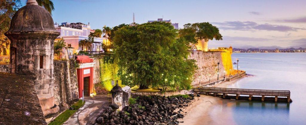 Croisières San Juan, Porto Rico