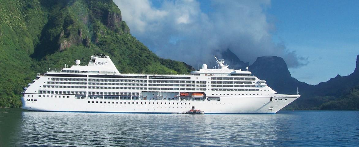 Croisière de luxe en tout inclus regent seven sea cruises