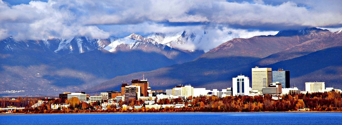 """Croisière de luxe """"tout inclus"""" de 7 jours d'Anchorage à Vancouver avec Regent"""