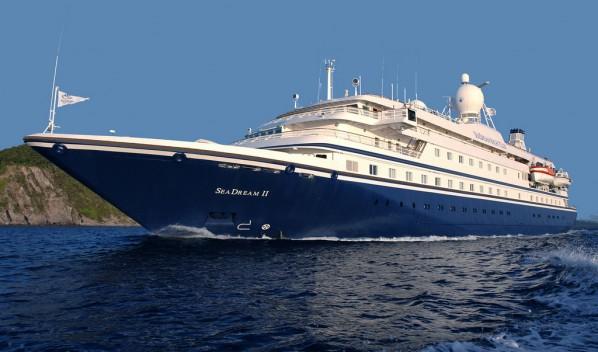 Croisière de luxe tout inclus avec SeaDream Yatch Club