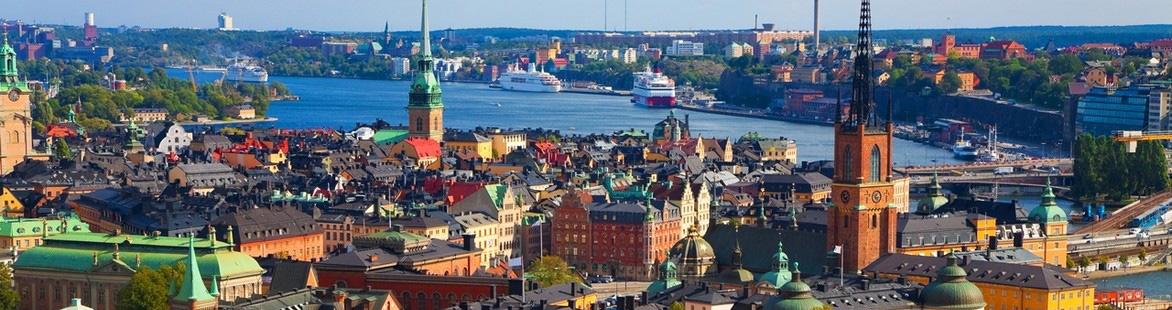 """Croisière de luxe """"tout inclus"""" de 7 jours de Stockholm à Copenhague dont 3 jours à St Petersburg"""