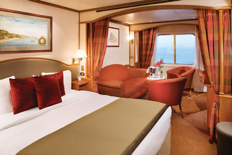 Suite Silversea