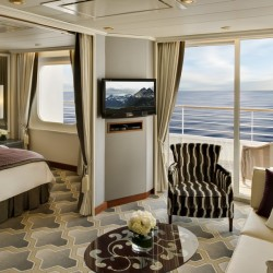 Crystal Serenity, Penthouse Suite