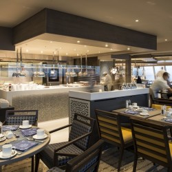 Crystal Serenity, Lido Cafe