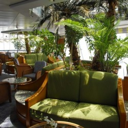 Crystal Serenity, Palm Court
