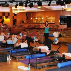 Crystal Serenity, Pilates