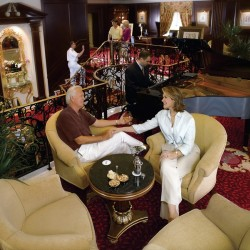Upper Hall Grand Piano - Nautica, Oceania Cruises