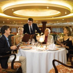 Grand Dining Room - Sirena, Oceania Cruises