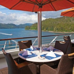 Terrace Cafe - Sirena, Oceania Cruises