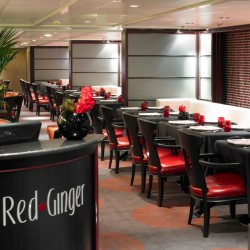 Red Ginger - Riviera, Oceania Cruises