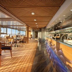 Waves Grill - Riviera, Oceania Cruises