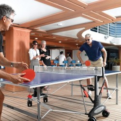 Ping Pong - Riviera, Oceania Cruises