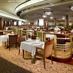 Crystal Symphony, Dining Room