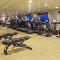 Crystal Symphony, Centre Fitness