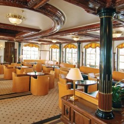Sea Cloud II, Lounge