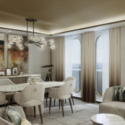 Crystal Penthouse Suite - Crystal Endeavour